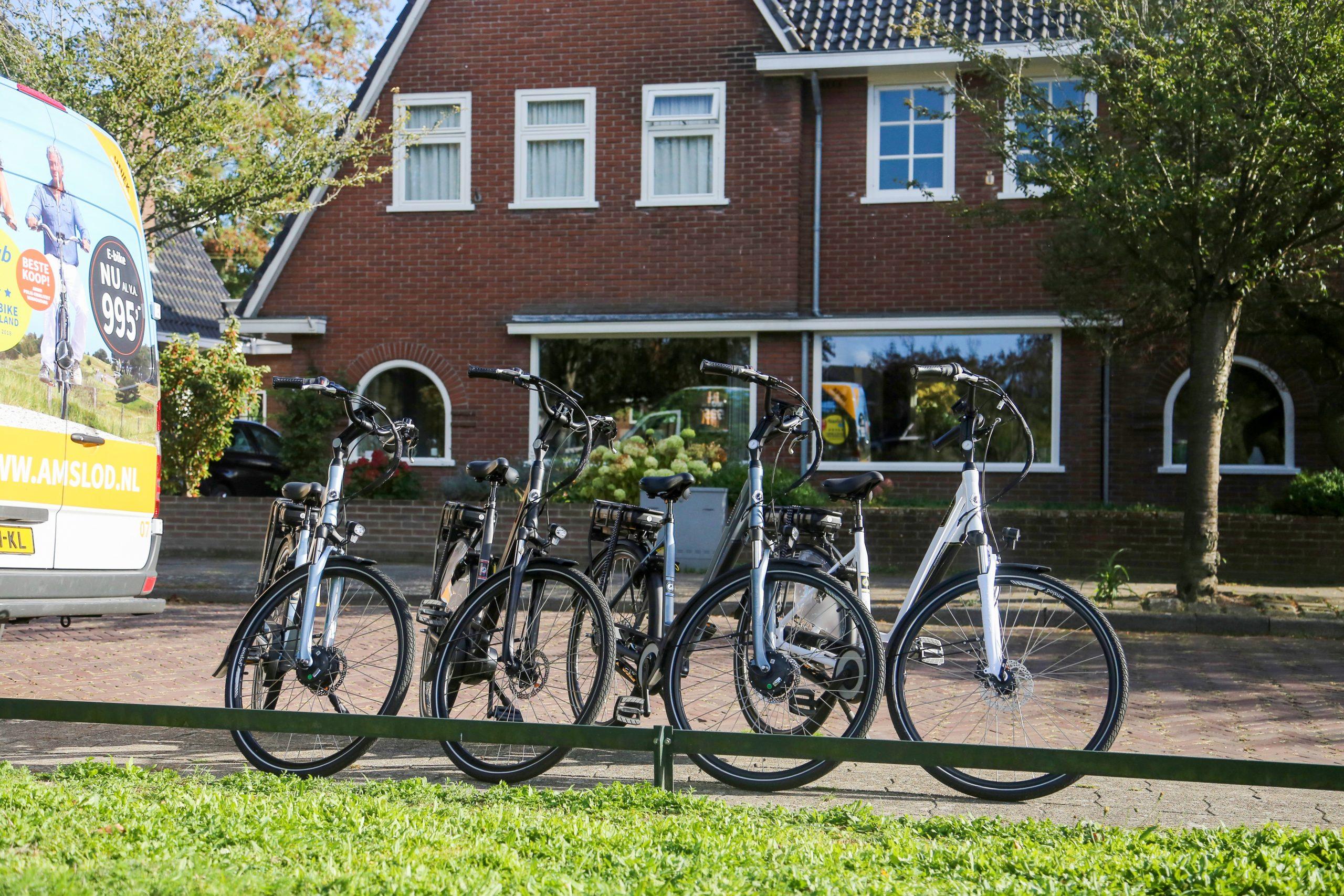 Lees meer over het artikel Speciale e-bikes